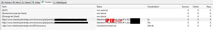 Test du VPN IbVPN et de son forfait TorrentVPN 9