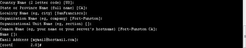 OpenVPN sur VPS - Centos 5 17
