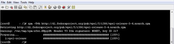 OpenVPN sur VPS - Centos 5 8