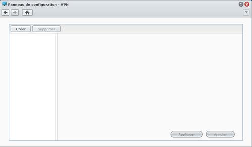 Creation VPN