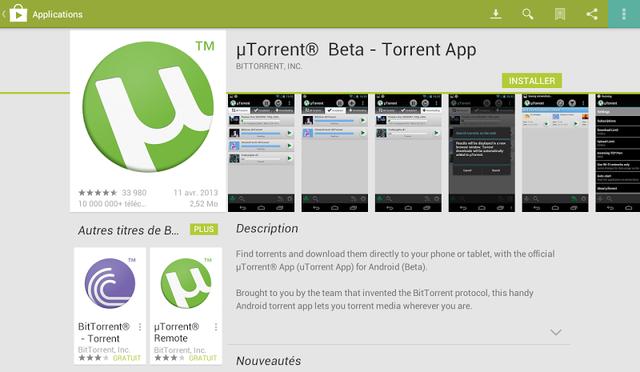Torrent App