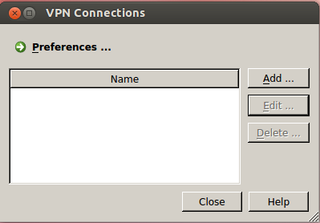 L2TP VPN Connections