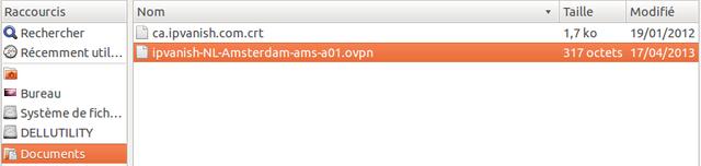 fichier ovpn openvpn ubuntu