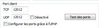 IbVPN + Emule 12012