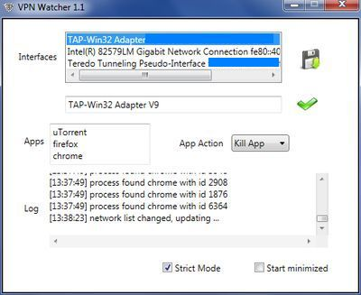 VPN Watcher