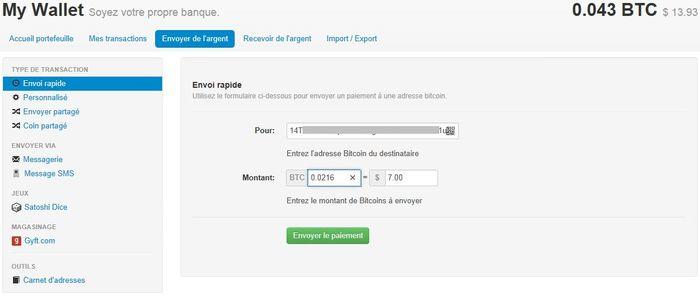 PrivateInternetAccess (PIA) en Test - Partie I: Bitcoin 14