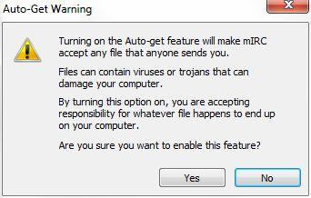 mIRC-Auto-Get-Warning