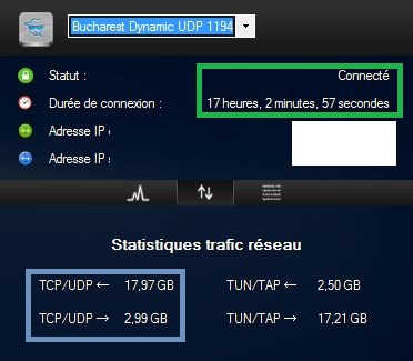 LiquidVPN Dynamic IP HighID