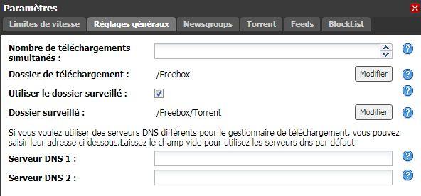 Télécharger sur la Freebox grâce à NordVPN 25