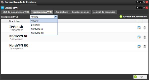 Télécharger sur la Freebox grâce à NordVPN 19