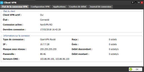 Télécharger sur la Freebox grâce à NordVPN 20