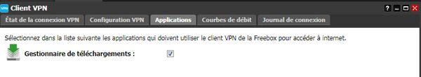 IPVanish sur Freebox Server (Client VPN) 11