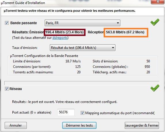 Torrent avec Proxy SOCKS5 d' IPVanish 1