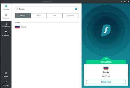 VPN disposant de serveurs en Russie 22