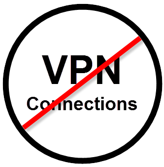 Blocages VPN