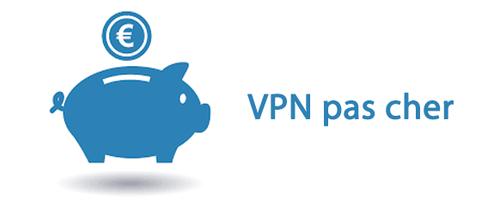 VPN les moins chers