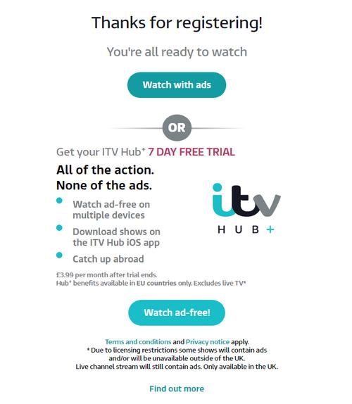 Regarder iTV Chaîne Britannique à l' étranger 5