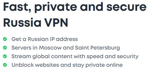 VPN disposant de serveurs en Russie 14