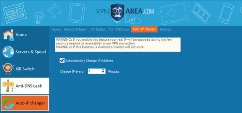 VPN rotating feature 11
