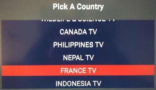 Live Lounge IPTV sur FireStick 9