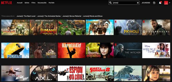NordVPN et Netflix 3