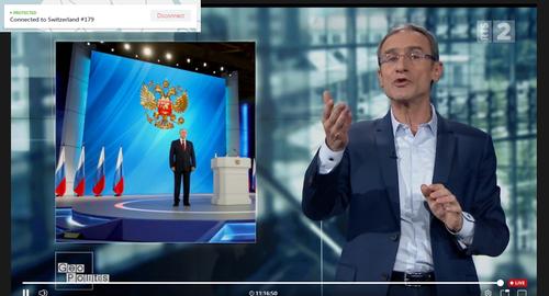 Regarder RTS en direct HD depuis la France 3