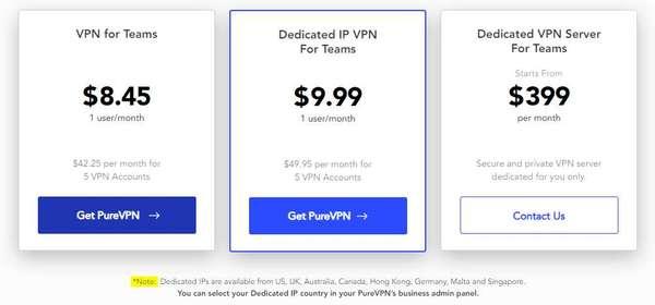 VPN pour les professionnels 1