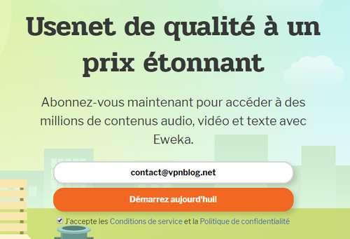 Eweka - Fournisseur de Newsgroup en Europe 5