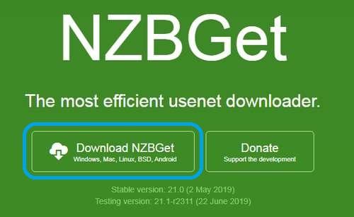 UsenetServer en Test - Leader des fournisseurs Usenet 2