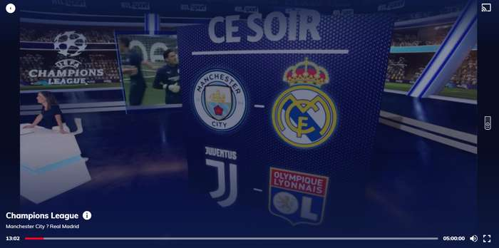 LDC ➤ Man City - Real Madrid en direct sur RTLplay 3