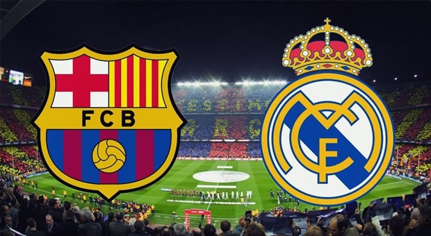 BARCELONE REAL MADRID