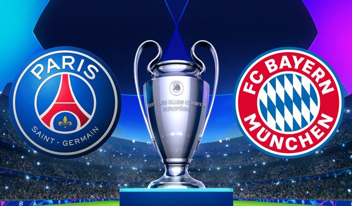 PSG BAYERN STREAMING GRATUIT